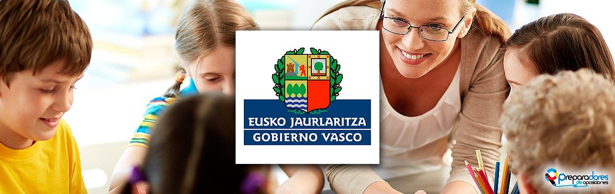 Publicada convocatoria pa s vasco cuerpo de maestros 2017 for Convocatoria maestros 2016