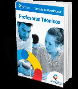 comprar temario de oposiciones profesores técnicos