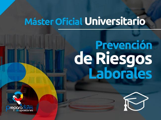 Máster Oficial Universitario