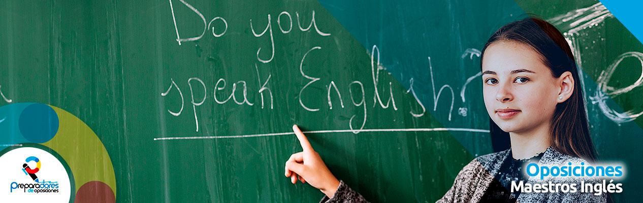 Oposiciones de Maestros Inglés