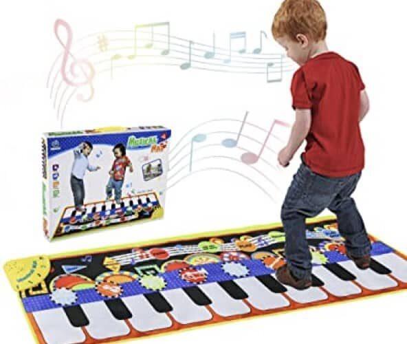 Alfombra de Piano