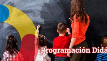 programación didáctica primaria