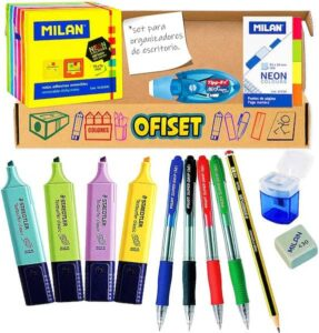 Coleset Pack Material Oficina y Papeleria