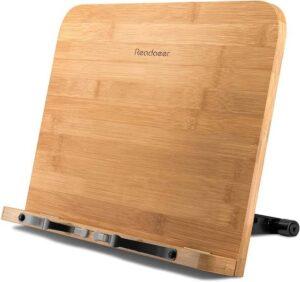 READAEER Soporte bambú