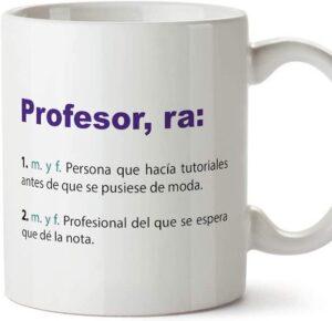 taza para estudiosos