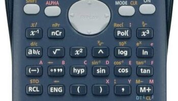 Casio FX-82MS - Calculadora científica (240 funciones, 24 niveles de paréntesis, VPAM)