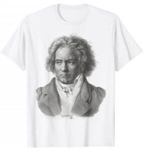 El compositor y profesor de música de Beethoven Camiseta