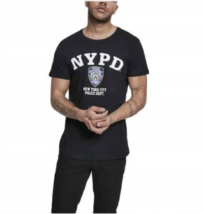 NYPD Logo tee Camiseta Hombre