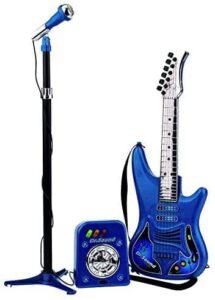 guitarra electrica de juguete