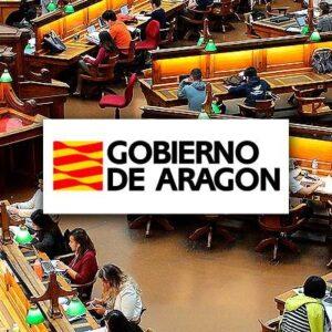 oposiciones gobierno de Aragón